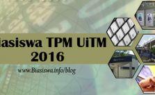 biasiswa tpm uitm 2016