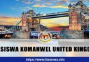 Biasiswa Komanwel di United Kingdom 2018 - Sarjana & PhD