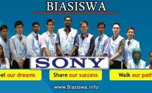 Biasiswa Sony