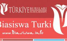 biasiswa turki