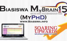 Biasiswa MyBrain15 KPT - MyPhD