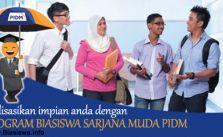 Biasiswa PIDM - Program Biasiswa Sarjana Muda PIDM