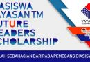 Biasiswa Yayasan TM (YTM) Future Leaders Scholarship