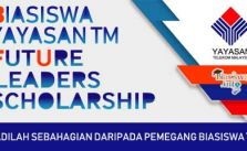 Biasiswa Yayasan TM (YTM) Future Leaders Scholarship