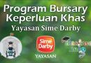 Program Bursary Keperluan Khas Yayasan Sime Darby