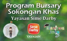Program Bursary Sokongan Khas Yayasan Sime Darby