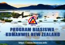 biasiswa komanwel new zealand