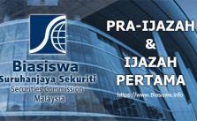Biasiswa Suruhanjaya Sekuriti Malaysia