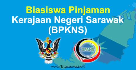 Biasiswa Pinjaman Kerajaan Negeri Sarawak Bpkns 2018 2019
