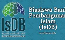 biasiswa bank pembangunan islam isdb