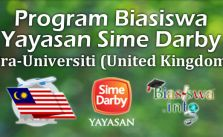 program biasiswa yayasan sime darby pra-universiti united kingdom