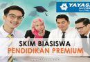 biasiswa pendidikan premium pess yayasan bank rakyat ybr